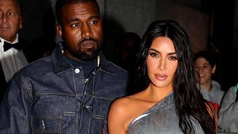 Kardashian ja West eivät enää viihdy saman katon alla.