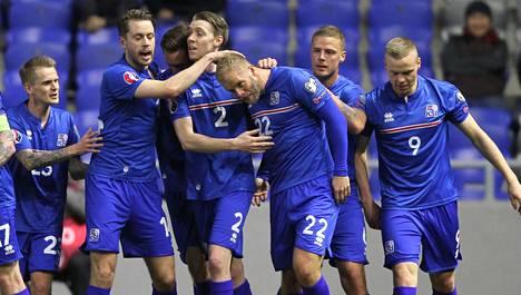 Islanti otti neljännen voiton EM-karsinnoissa.