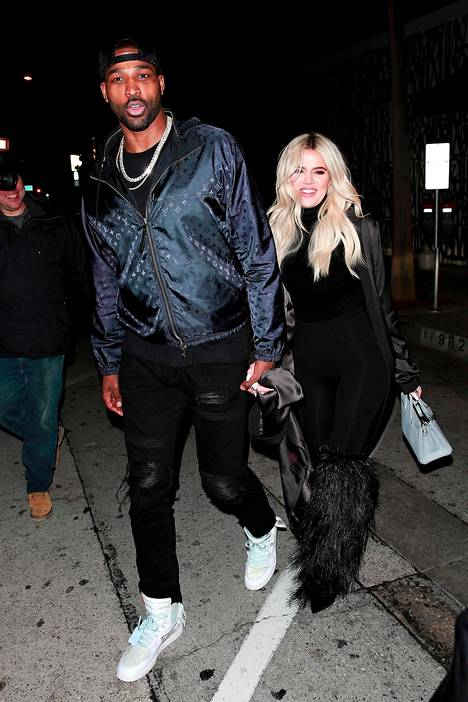 Khloé Kardashianin ja Tristan Thompsonin suhde on kestänyt kaksi vuotta.