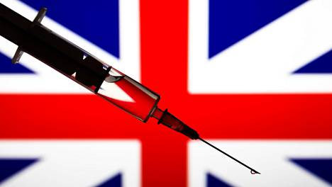 Britannian liikenneministeriössä rokoteleima nähdään merkittävänä apuna ilmailualalle.