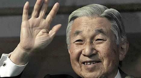 Akihito.