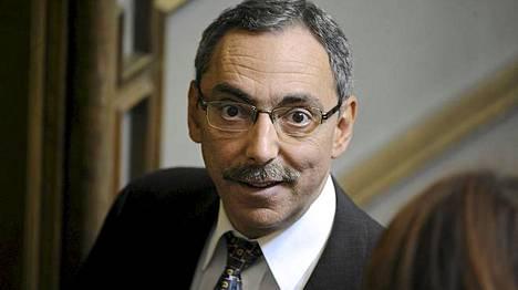 Ben Zyskowicz eduskunnan istunnossa 24. syyskuuta 2010.
