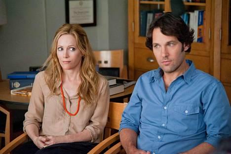 Pete (Paul Rudd) ja Debbie (Leslie Mann).
