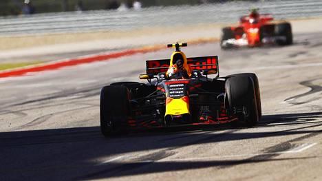 Räikkösen ja Verstappenin skandaalitilanne kuumensi tunteita – rangaistukseen johtanutta kohtaa F1-radasta muutettiin