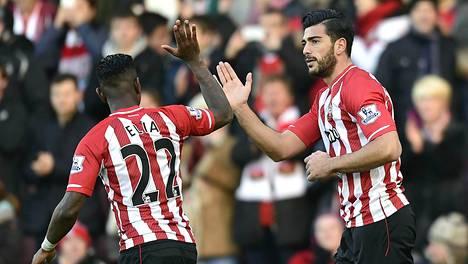 Southampton kohtaa Liverpoolin.