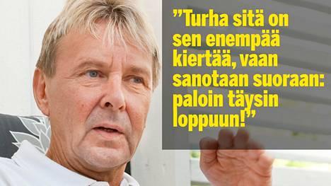 Matti Nykänen antoi viimeisen haastattelunsa IS:lle vain muutama viikko sitten.