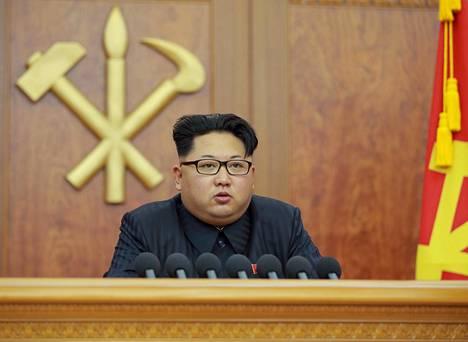 Ydinkoe tehtiin pari päivää ennen Pohjois-Korean johtaja Kim Jong-unin syntymäpäivää.