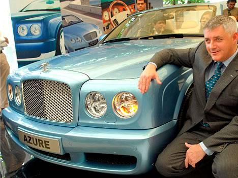 Bentley on luksusauto, mutta enää se ei ole unelmien pääkohde.