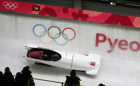 Sergejevan ja hänen parinsa tulos Etelä-Korean olympialaisissa mitätöitiin dopingkäryn jälkeen.