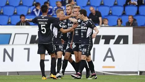 FC Lahti tekee ratkaisuja testipelaajistaan tänään.