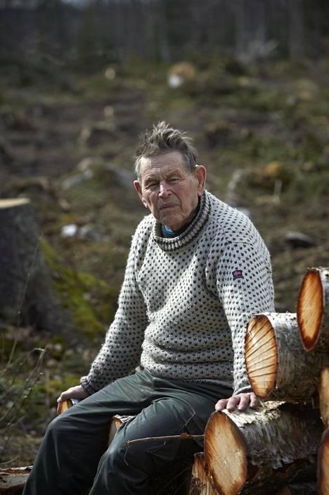 Pentti Linkola tunnetaan tiukoista kannanotoistaan ympäristöasioihin.