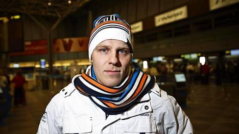 Jouni Pellinen lopetti uransa.