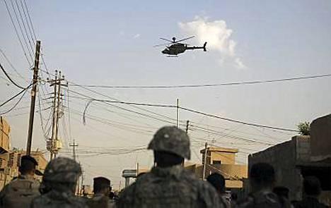 Irakin sodan kustannukset nousivat tähtitieteellisiin summiin.