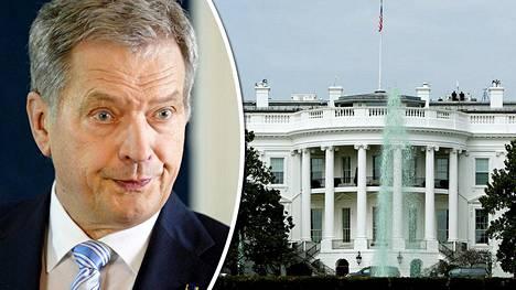 Suomen tasavallan presidentin kanslian mukaan presidentti Sauli Niinistö tapaa Barack Obaman Washingtonissa 13. toukokuuta.