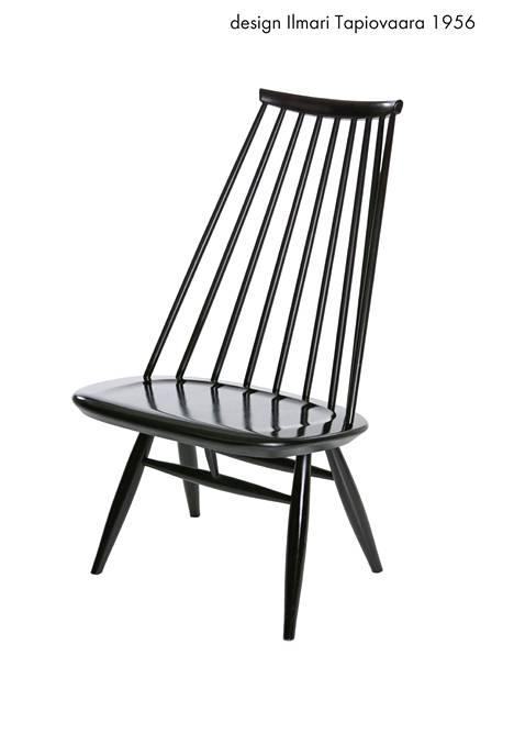 Mademoiselle-tuoli tehtiin aikoinaan nimenomaan käyttöesineeksi.