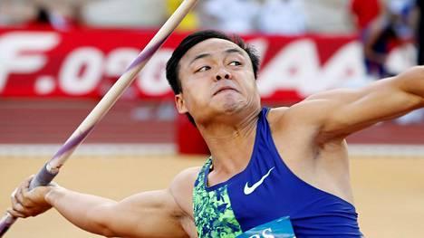 Chao-Tsun Cheng heitti voittoon Birminghamissa.
