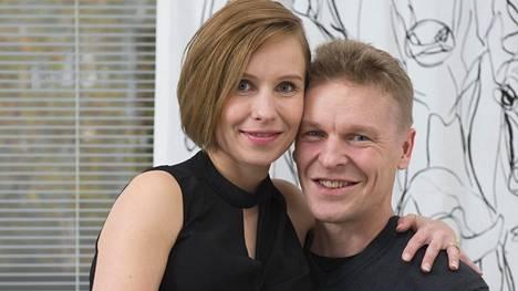Heidi ja Toni Niemisen kuopus sai nimen.