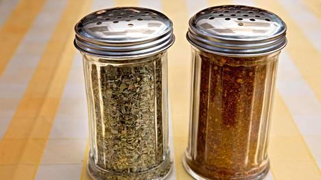 Mitä mausteita sinä käytät ruuanlaitossa?