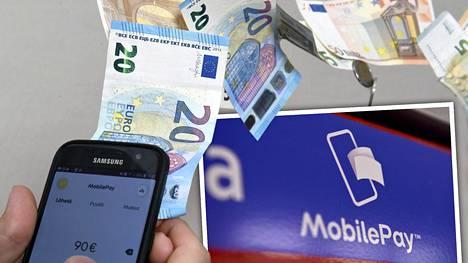 Juha Kurikka ei ollut itse ladannut MobilePayta, mutta joku oli liittänyt hänen luottokorttitietonsa itselleen.