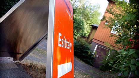 Toukokuun asuntokauppamäärät ovat korkealla aiempiin vuosiin verrattuna.
