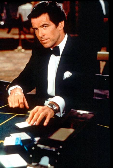 Pierce Brosnan näytteli James Bondia yhteensä neljässä elokuvassa vuosituhannen vaihteen ympärillä.