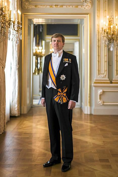 Kuningas Willem-Alexander.