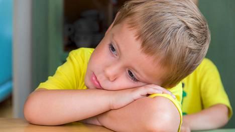 Lapsen tunteita ei tulisi vähätellä.