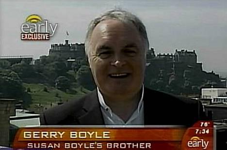 Gerry Boyle uskoo sisarensa paranevan hermoromahduksestaan.