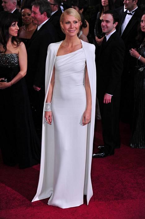 Näyttelijä Gwyneth Paltrow Oscareissa vuonna 2012.
