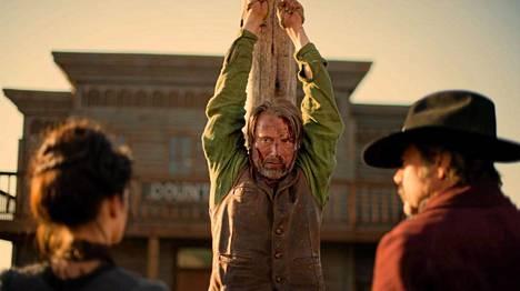 Tanskalaislänkkärissä on vahvoja vaikutteita Sergio Leonen westerneistä.