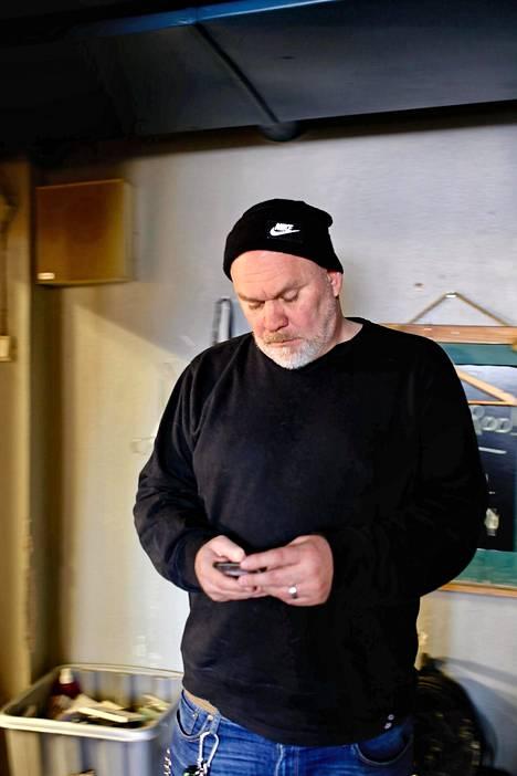 Radio Majavan Mikko Hultman Helsingin Suvilahdessa.
