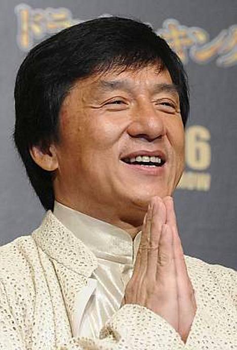 Jackie Chan saattaa pian olla Karate Kidin opettaja.