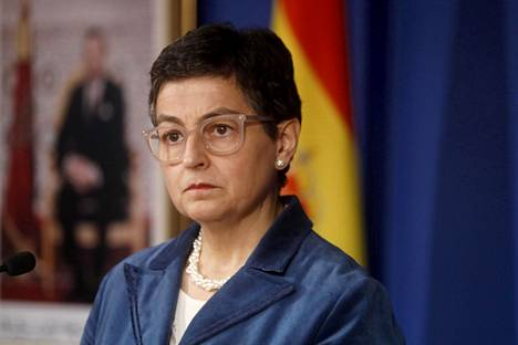 Espanjan ulkoministeri Arancha González Laya.