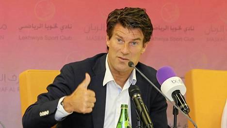 Boheemi manageri Michael Laudrup sai lähteä.