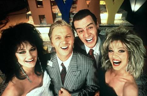 Hymyhuulet oli Ylen viihdesatsaus 1980-luvulla.