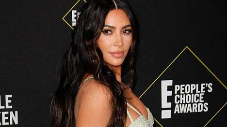 Keeping Up With The Kardashians -realitysarjassa seurataan perheen elämää. Suosittu sarja päättyy tänä vuonna.