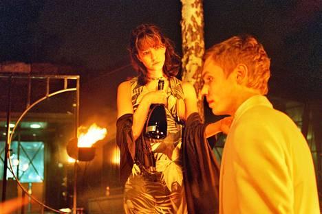 Näyttelijä oli vain 22-vuotias, kun hän esiintyi Hymypoika-elokuvassa vuonna 2003.