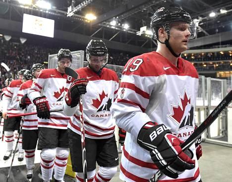 Hodgson pelasi urallaan yhdet MM-kisat. Kanada putosi puolivälierissä, mutta Hodgson takoi kuusi maalia.