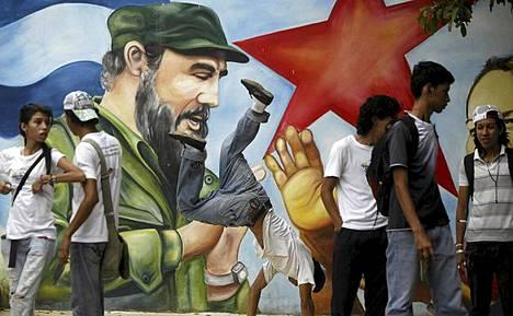Kuuban entinen johtaja Fidel Castro täyttää lauantaina 85 vuotta.