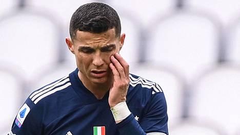 Cristiano Ronaldo ja Juventus kärsivät karun kotitappion.