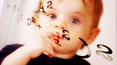 Tutkimusten mukaan äidin geenit määräävät lapsen älykkyyden. Kuvituskuva.