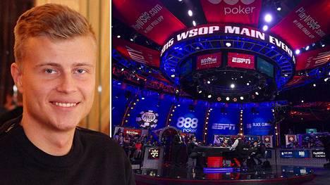 Jens Kyllönen voitti viime yönä pokerin maailmanmestaruuden ja yli miljoona euroa.