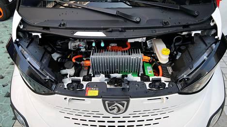 Kobolttia tarvitaan sähköautojen akkuihin.