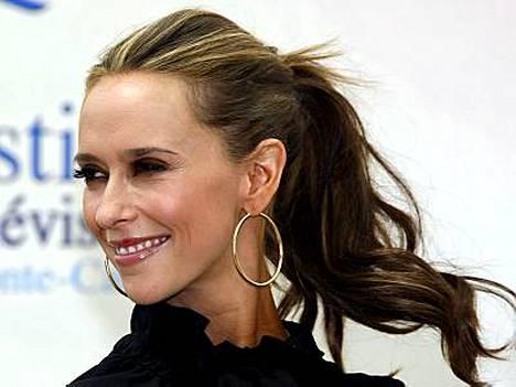 Jennifer Love Hewitt on rakastunut nainen.