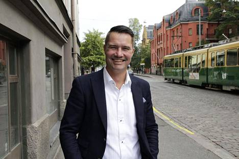 Knowit Oy:n toimitusjohtaja Ville Särmälä uskoo, että isien vähäinen kiinnostus pidempien vapaiden pitämiseen on ennen kaikkea asennekysymys.