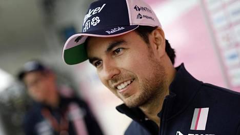 Sergio Perezin F1-sopimukselle sinetti – enää kolme paikkaa vahvistamatta ensi kaudelle