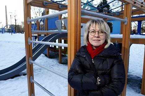 Lastenpsykiatrian professori Kaija Puura