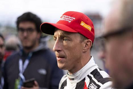Kris Meeke ei ole vieläkään päässyt Toyota Yaris WRC:llä palkintopallille.
