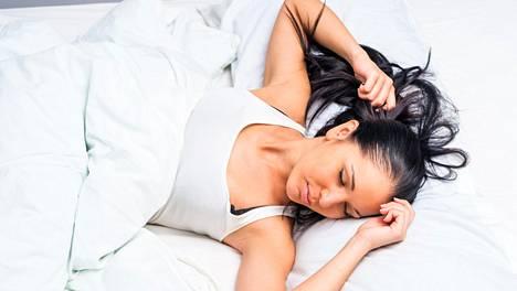 Ilman Tyynyä Nukkuminen
