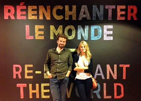 Ohjaajat Cyril Dion ja Mélanie Laurent selvittävät, miten tehdä maailmasta parempi paikka tuleville sukupolville.